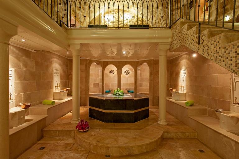 Ghattas Turkish Bathhouse
