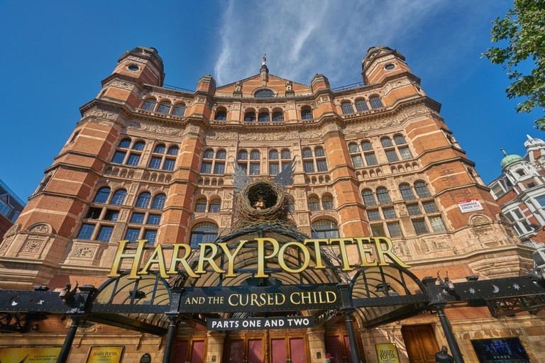 Harry Potter and the Cursed Child.  Palace theatre