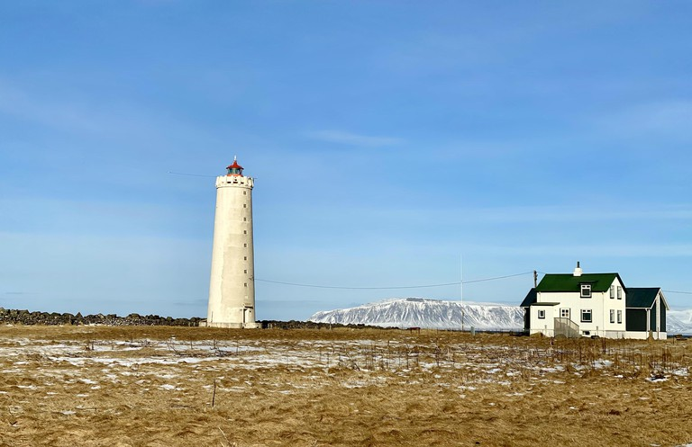 Grotta Island Lighthouse