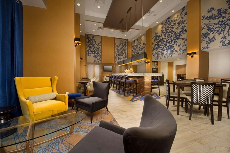 Hampton Inn & Suites Baltimore:Woodlawn
