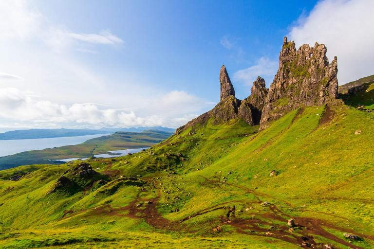 The Old Man of Storr, Isle of Skye, Scotland - 2ATCBFW