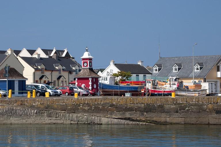 Knightstown, Valentia Island, County Kerry, Ireland