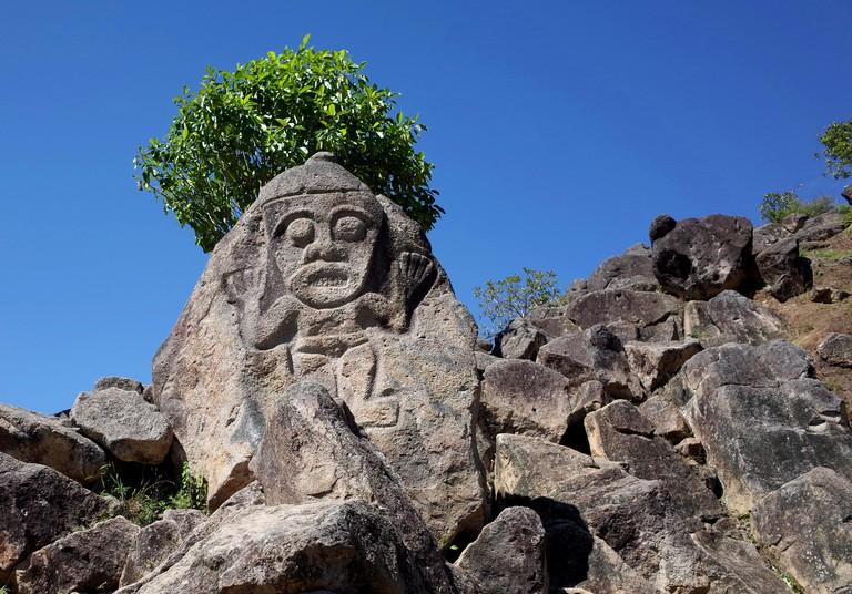 San Agustin archaeological park, Colombia