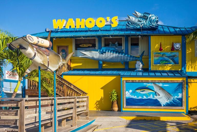 Islamorada Restaurant, Florida Keys, USA