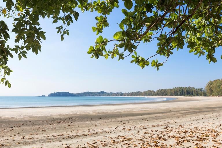 Ao Yai beach, Ko Phayam, Thailand