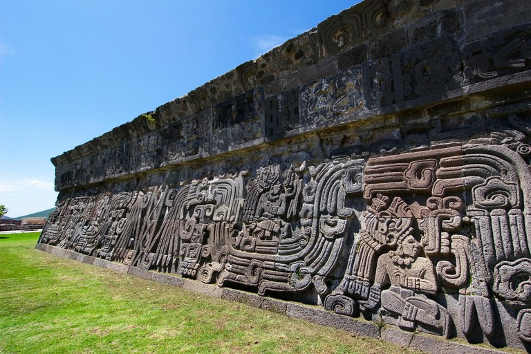Xochicalco Morelos Mexico