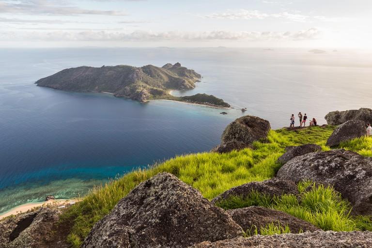 Yasawa Islands in Fiji