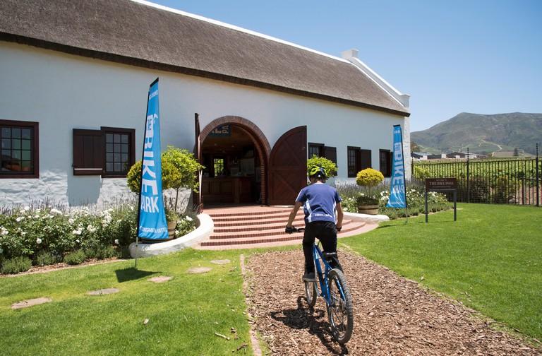 Constantia, Western Cape, South Africa, Bike Park