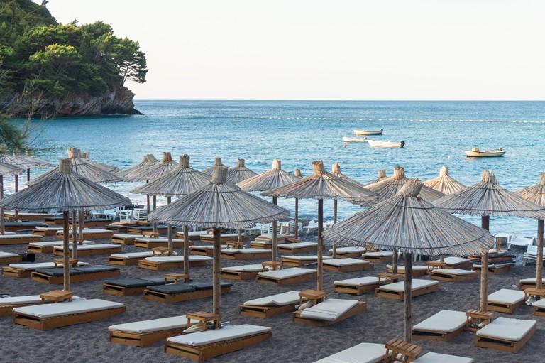 Lucice beach, Montenegro