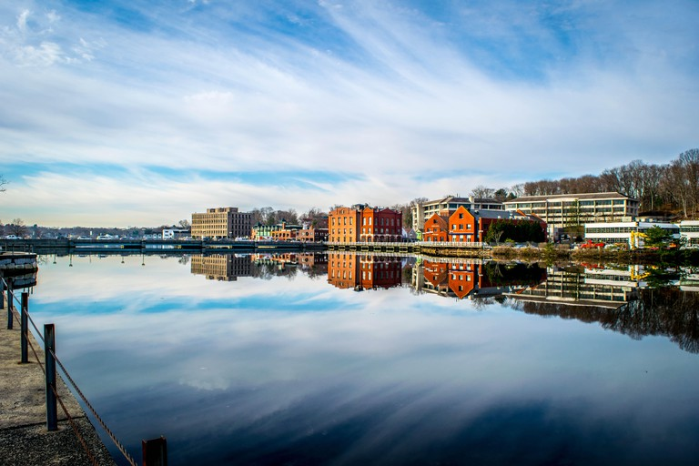 Westport Connecticut Reflections