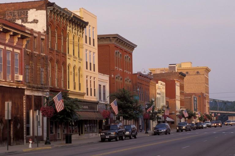 Marietta, Ohio.