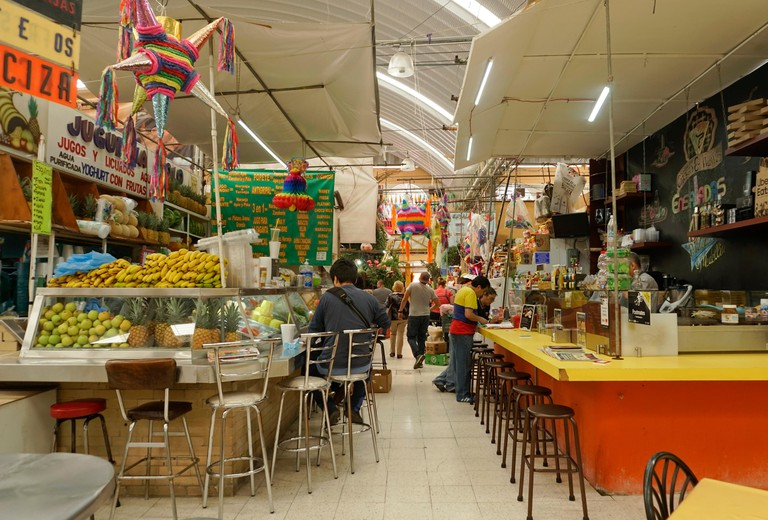 Mercado Roma, Mexico City, Mexico T3J84M