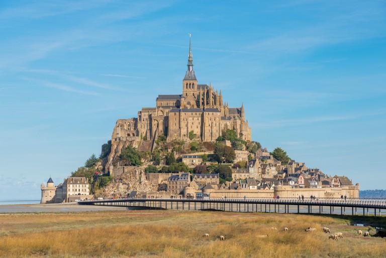 Mont Saint-Michel, France. R10P3R