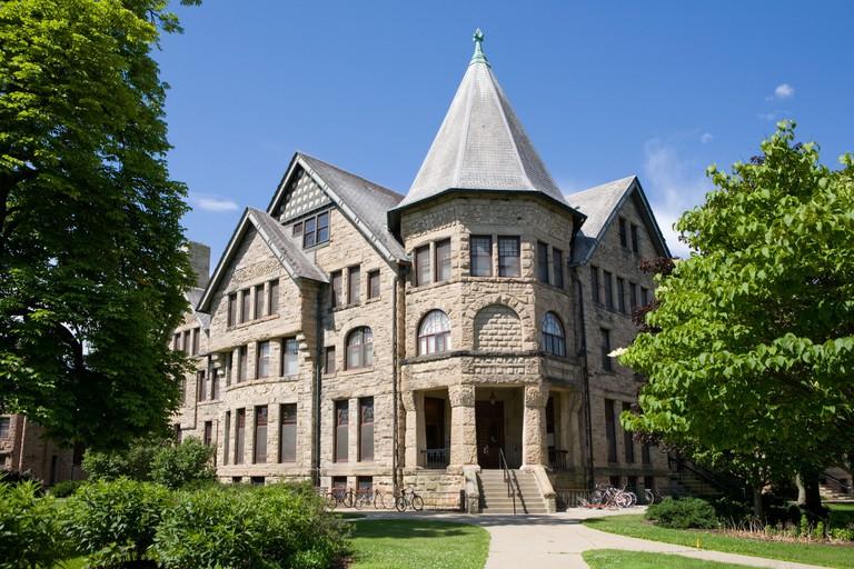 Oberlin College, Oberlin, Ohio.