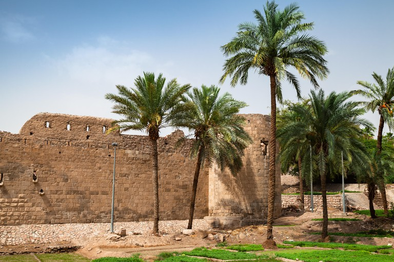 Aqaba Fortress, Mamluk Castle