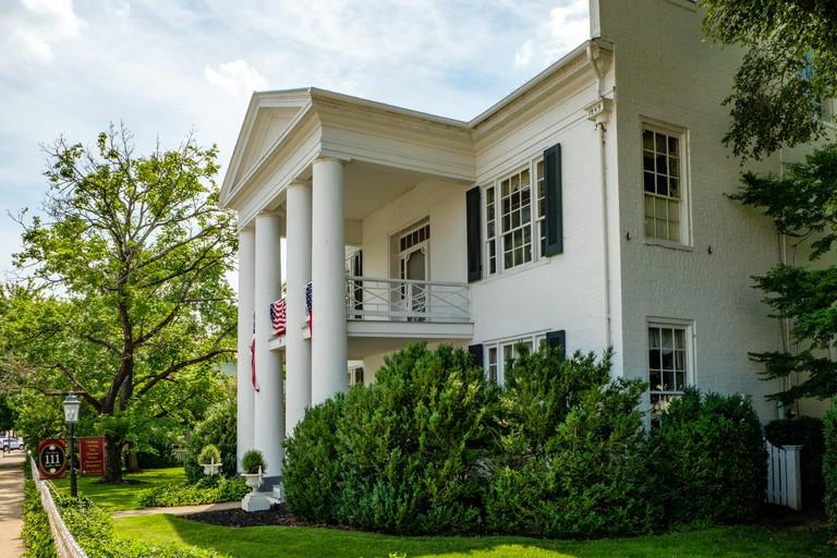 One Eleven South Main, J G Brown House, 111 South Main Street, Bridgewater, Virginia