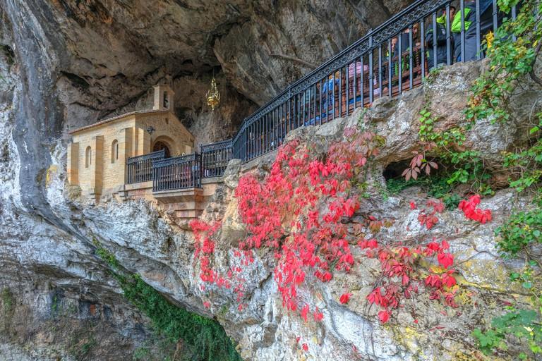 Covadonga, Picos de Europa, Asturias, Spain, Europe