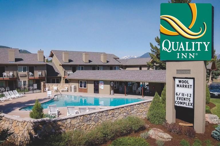 Quality Inn near Rocky Mountain National Park