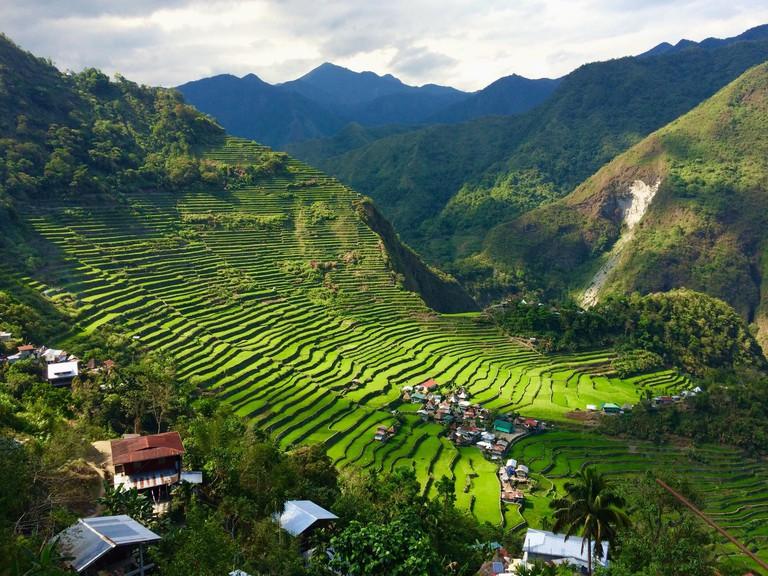Rice Terraces of Batad, Philippines