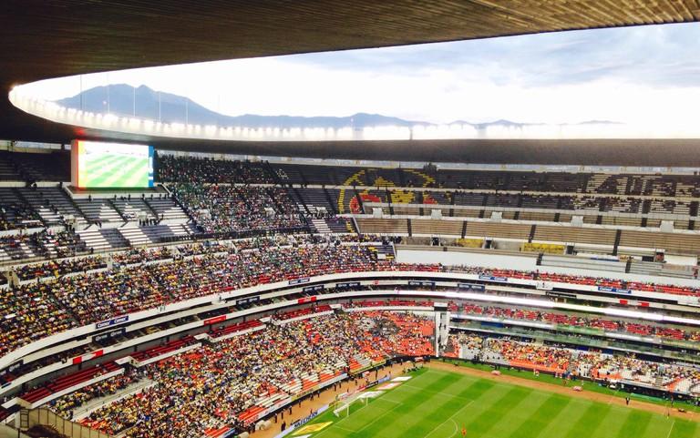 Estadio Azteca ( Azteca Stadium ), Mexico City