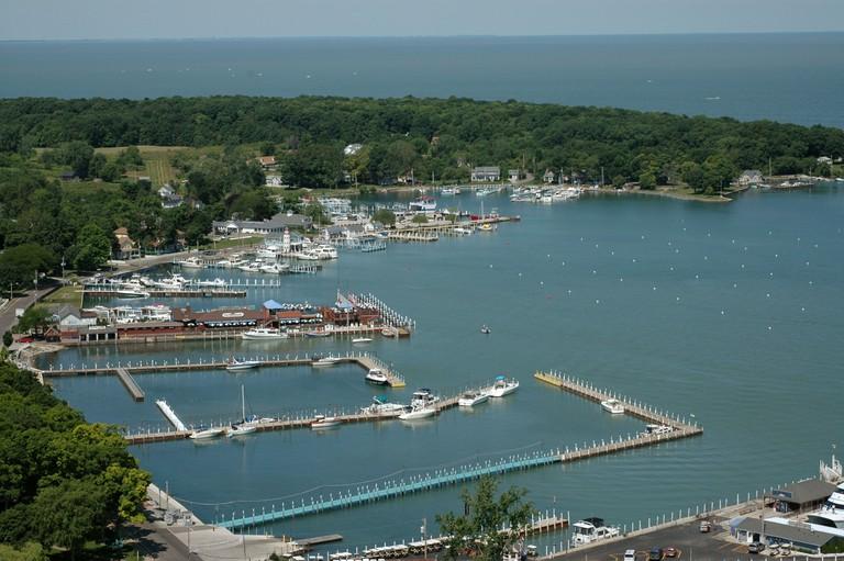 South Bass Island, Put-in-Bay, Ohio