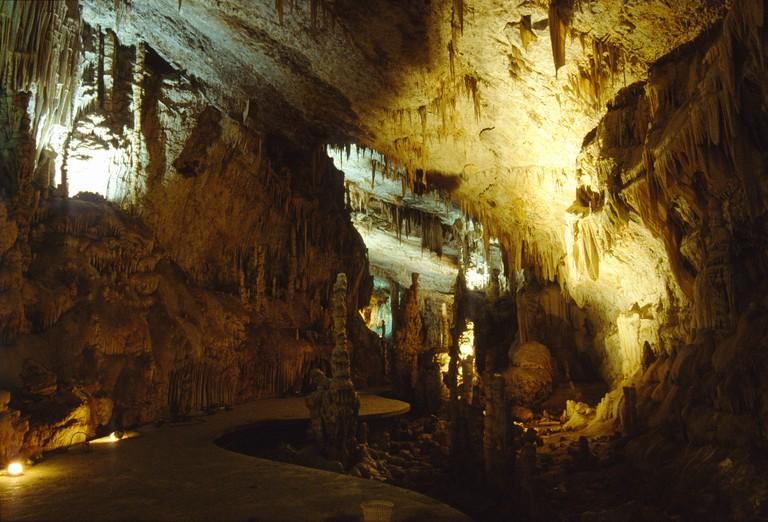 Grotten von Jeita Libanon