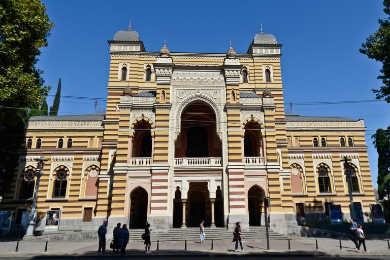Tbilisi Opera and Ballet State Theatre, Republic of Georgia
