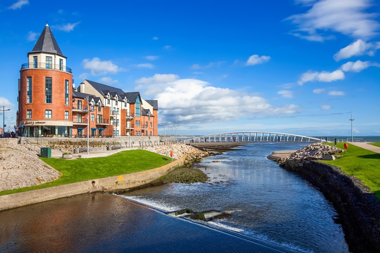 Newcastle in Northern Ireland
