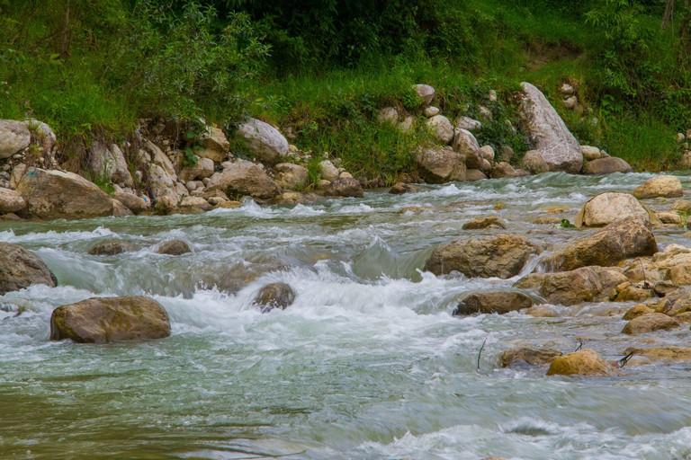 vilcabamba River - 2AT6Y6X
