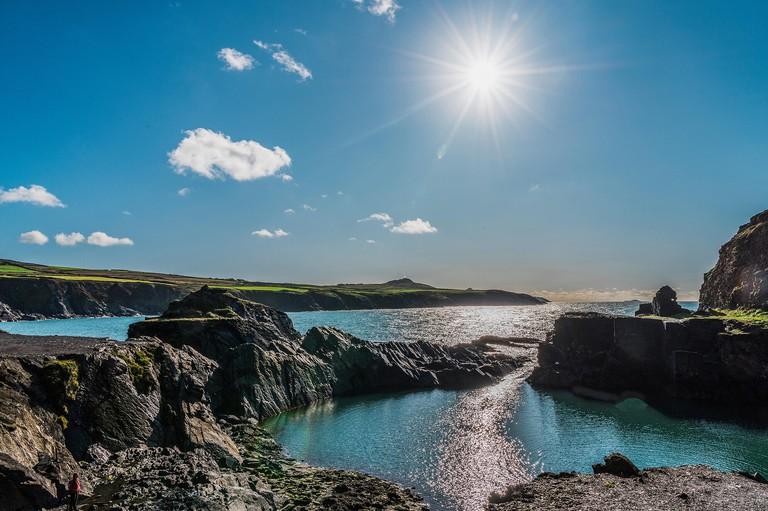 The Blue Lagoon, Abereiddi