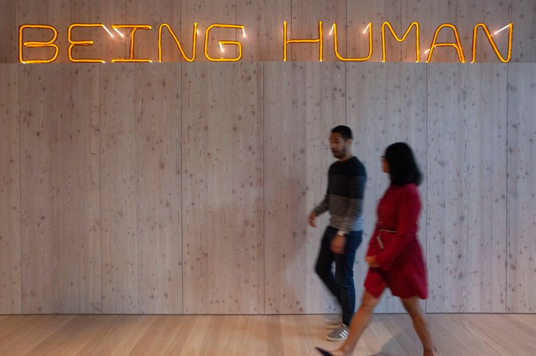 'Being Human', the new permanent display at London's Wellcome Collection includes sections on Genetics, Infection, Minds & Bodies and Environmental Breakdown.