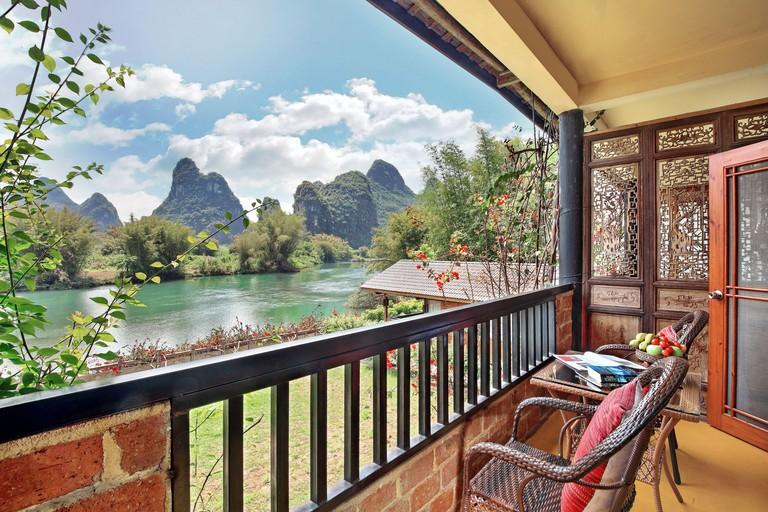 Yangshuo Mountain Retreat Rooms, Yangshuo China Hotels 2BFDW5D