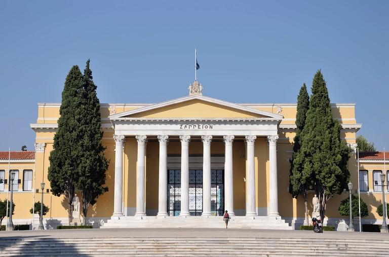 Zappeion Exhibition Hall, Athens, Greece