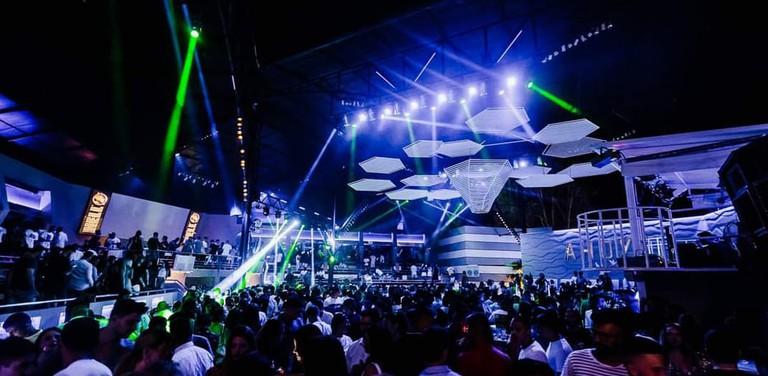 Ahoy nightclub in Kallithea Halkidiki