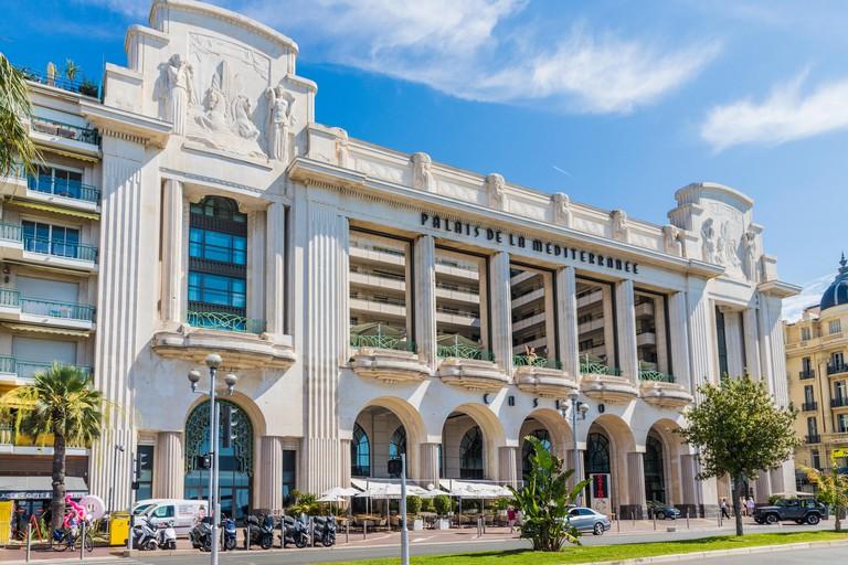2A568GP Hyatt Regency Nice Palais de la Méditerranée
