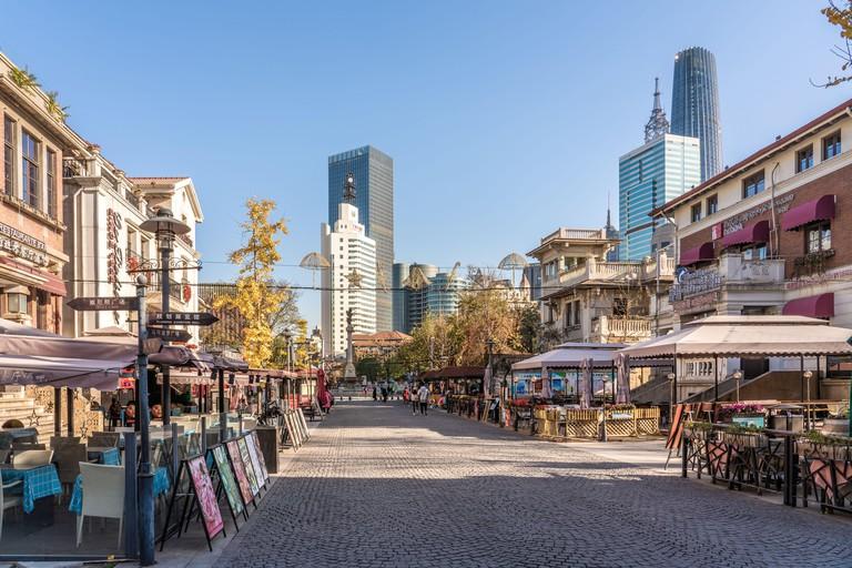Italian Style Street, Tianji