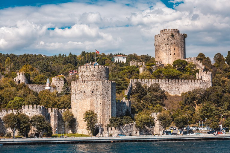 Istanbul main attractions