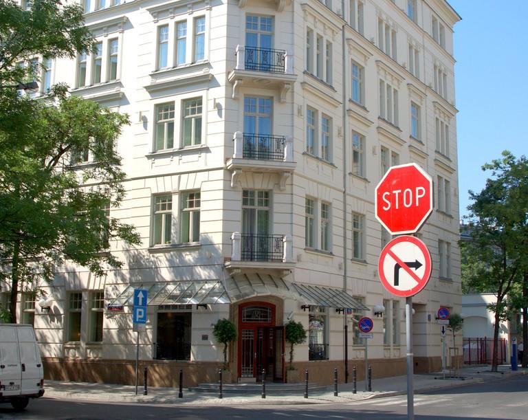 Rialto Hotel in Warsaw