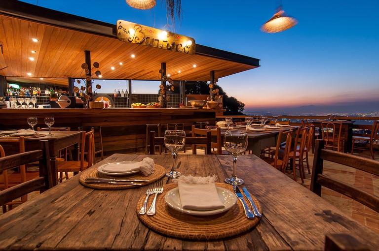 Aprazivel Restaurant, Santa Teresa, Rio de Janeiro