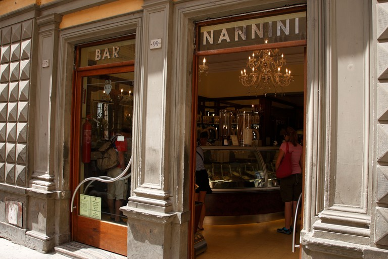 B2F2M7 bar nannini siena tuscany southern italy europe