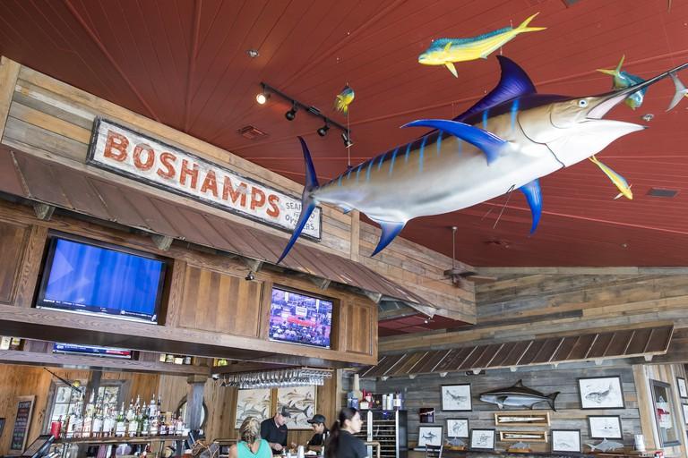 Boshamps, Destin, Florida