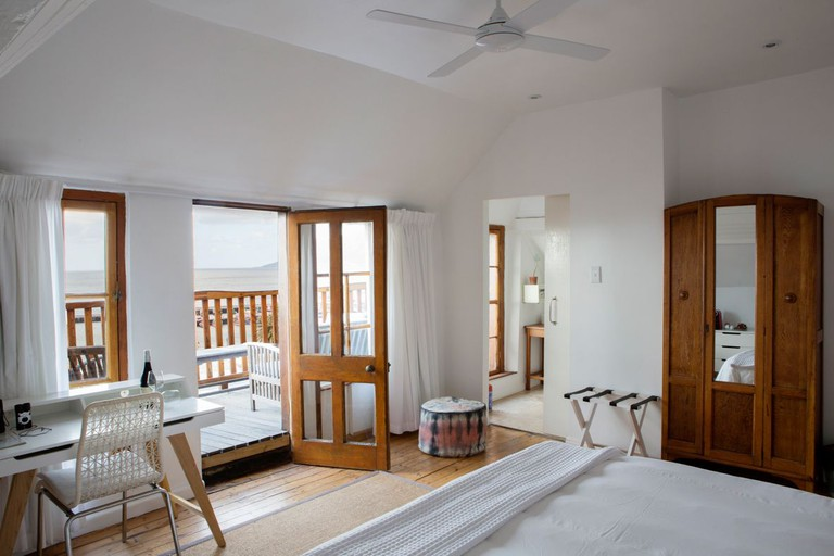 Chartfield Guesthouse bedroom interior