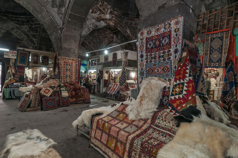 The Bedesten Bazaar, Konya