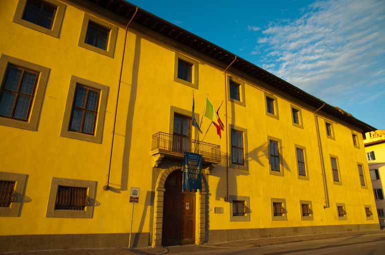 Museo Nazionale di Palazzo Reale museum Pisa city Tuscany region Italy Europe