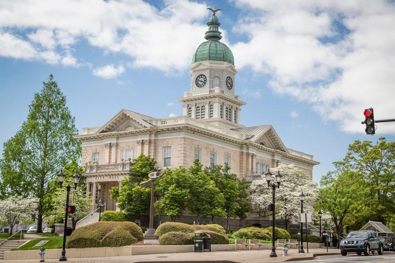 City Hall, Athens, Georgia, United States