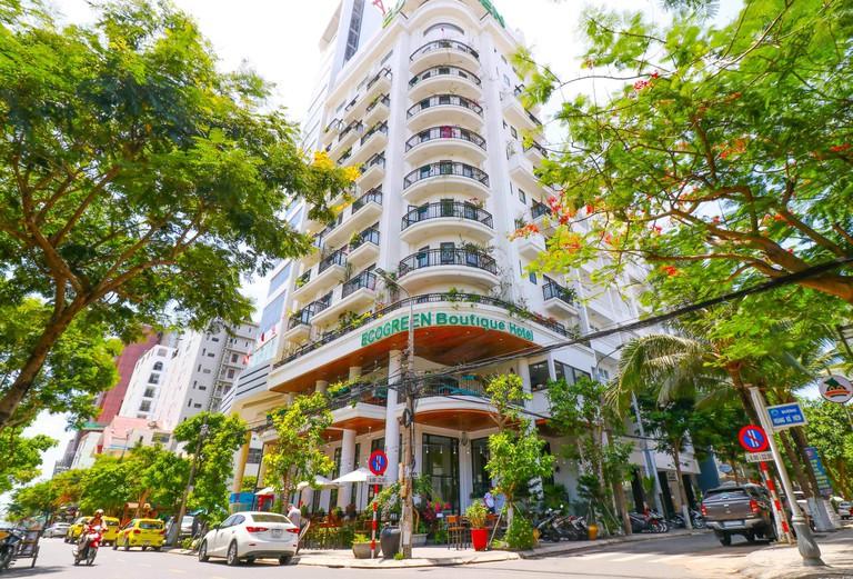 Eco Green Boutique Hotel, Da Nang