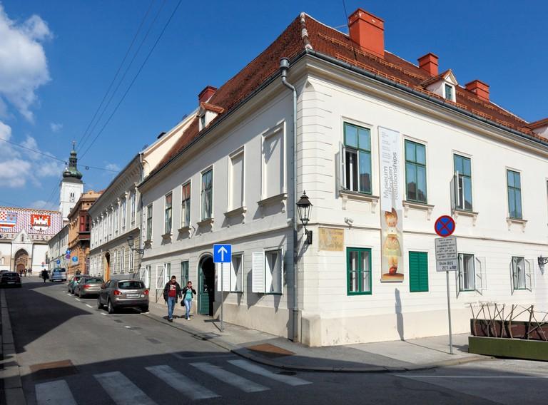 Zagreb, Museum of broken Relationships, Croatia