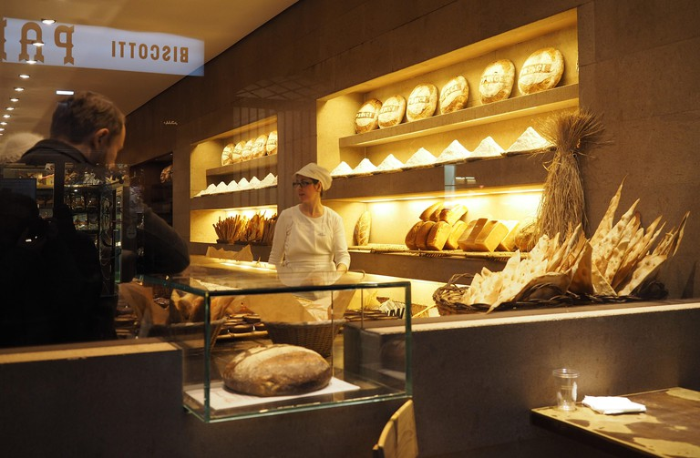Princi Bakery, Via Speronari street, Milan, Lombardy, Italy, Europe