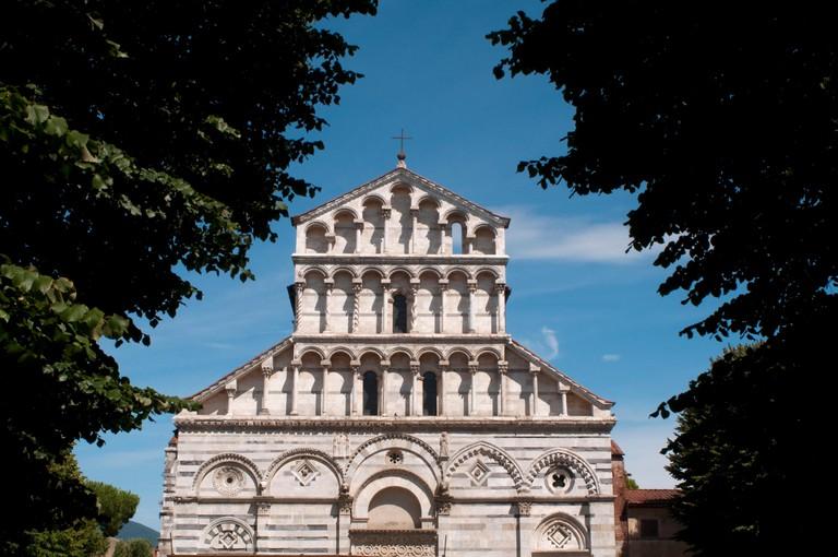 Italy, Tuscany, Pisa, San Paolo a Ripa d' Arno, Church