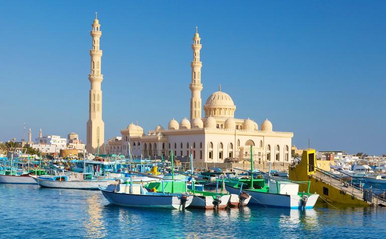 Egypt - Hurghada, Marina